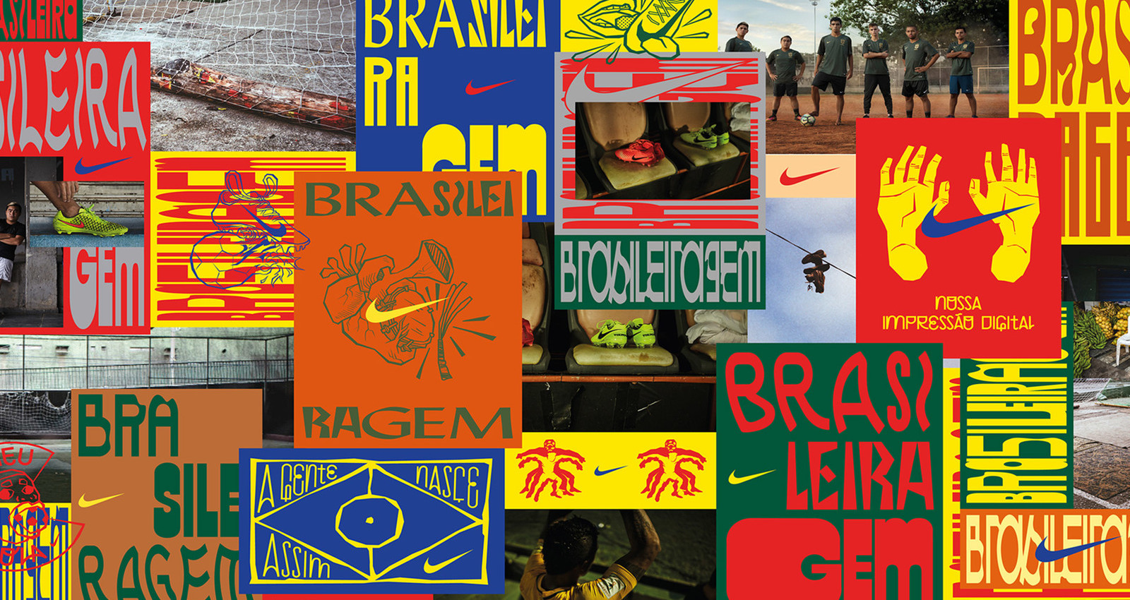 Brasileiragem Visual Identity