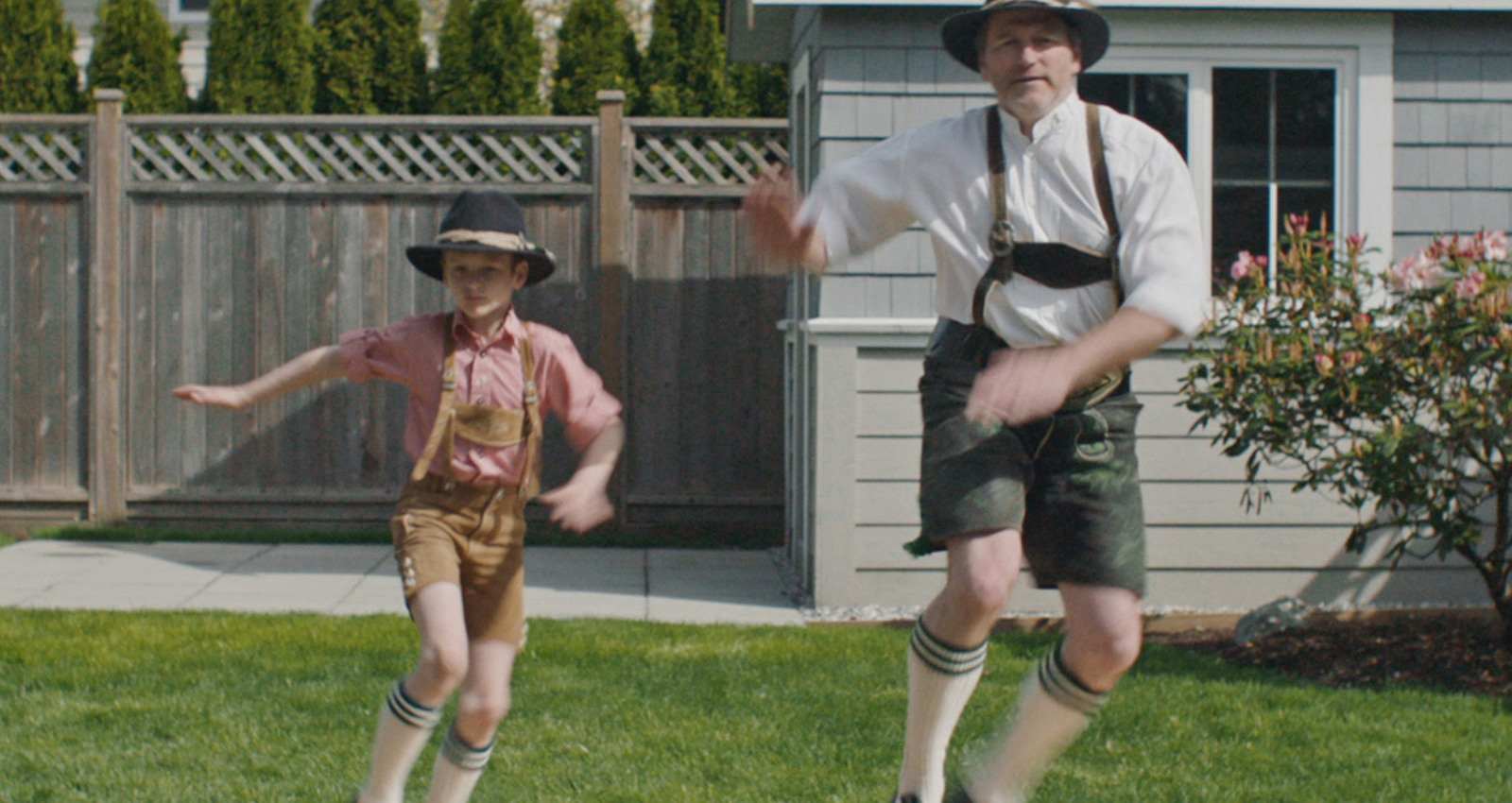Ignore This- Bavarian Dance