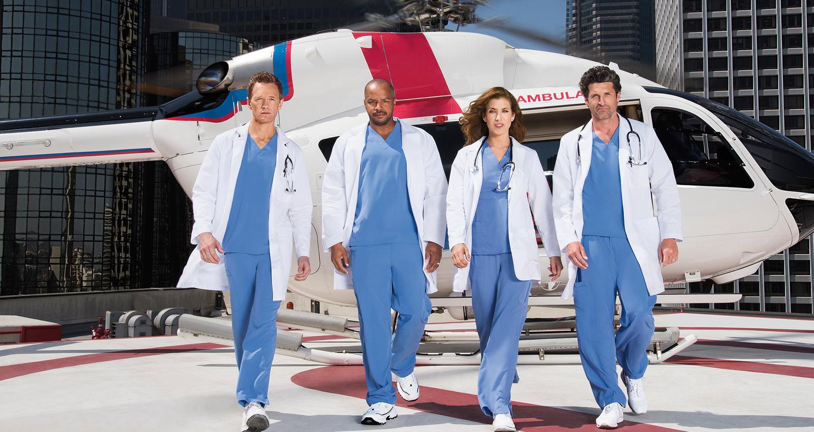 TV Doctors - Emergency