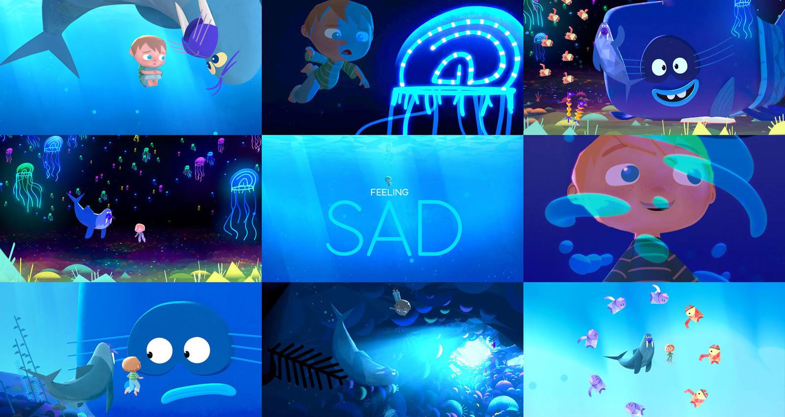 Imaginary Friends Society - Feeling Sad