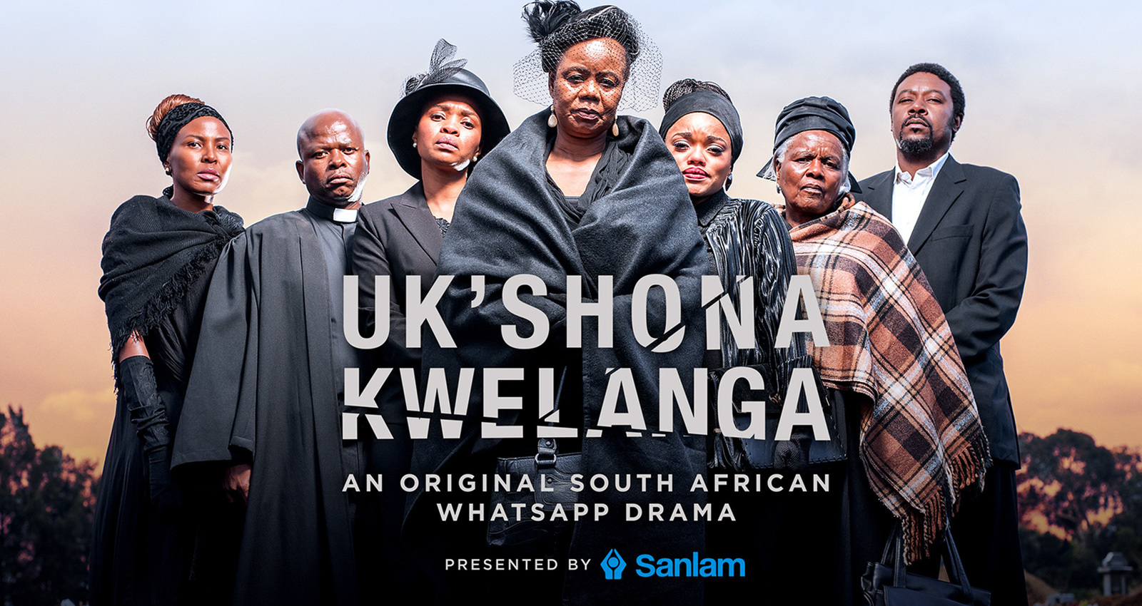 Uk'shona Kwelanga - a WhatsApp Drama series