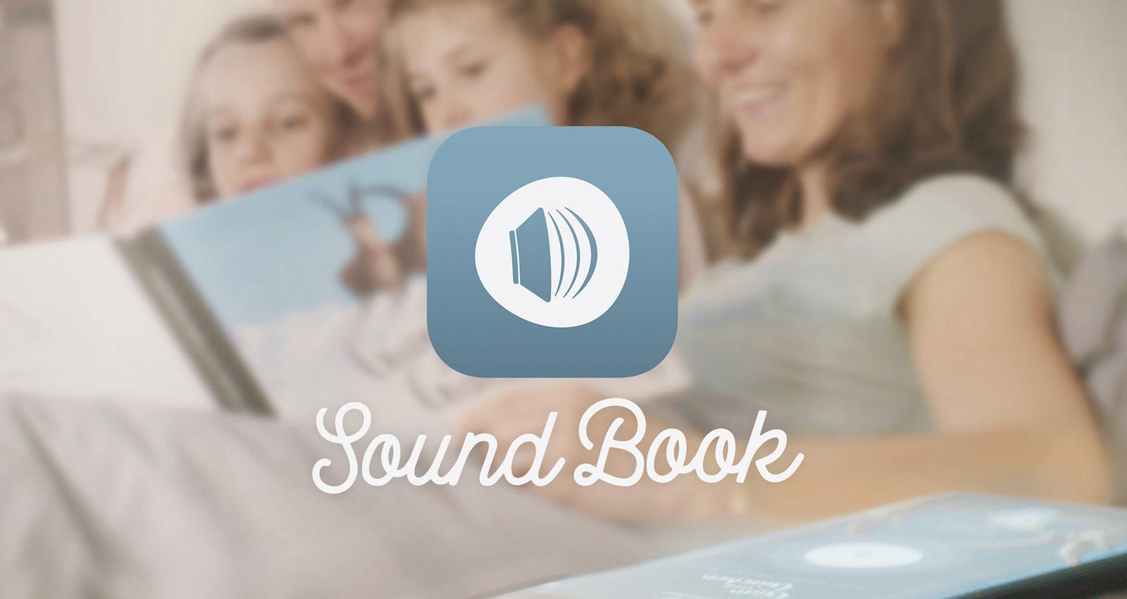 The Soundbook App