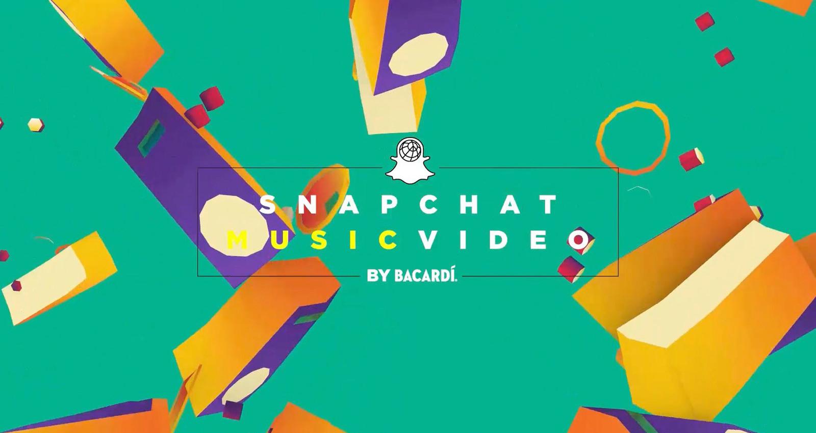 Snapchat Music Video