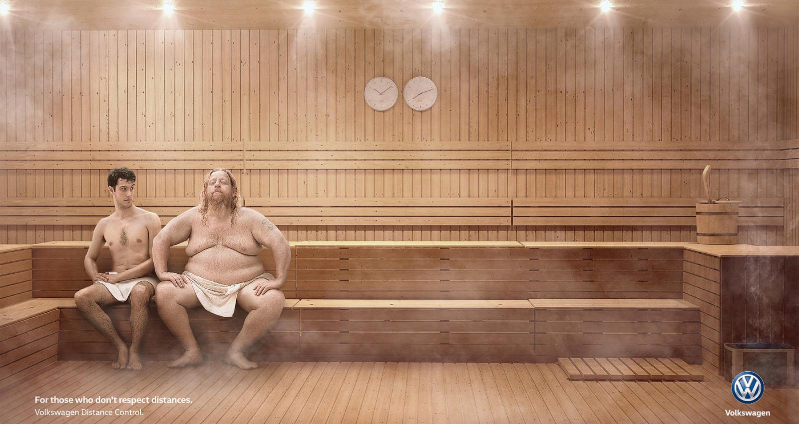 Distance - Sauna