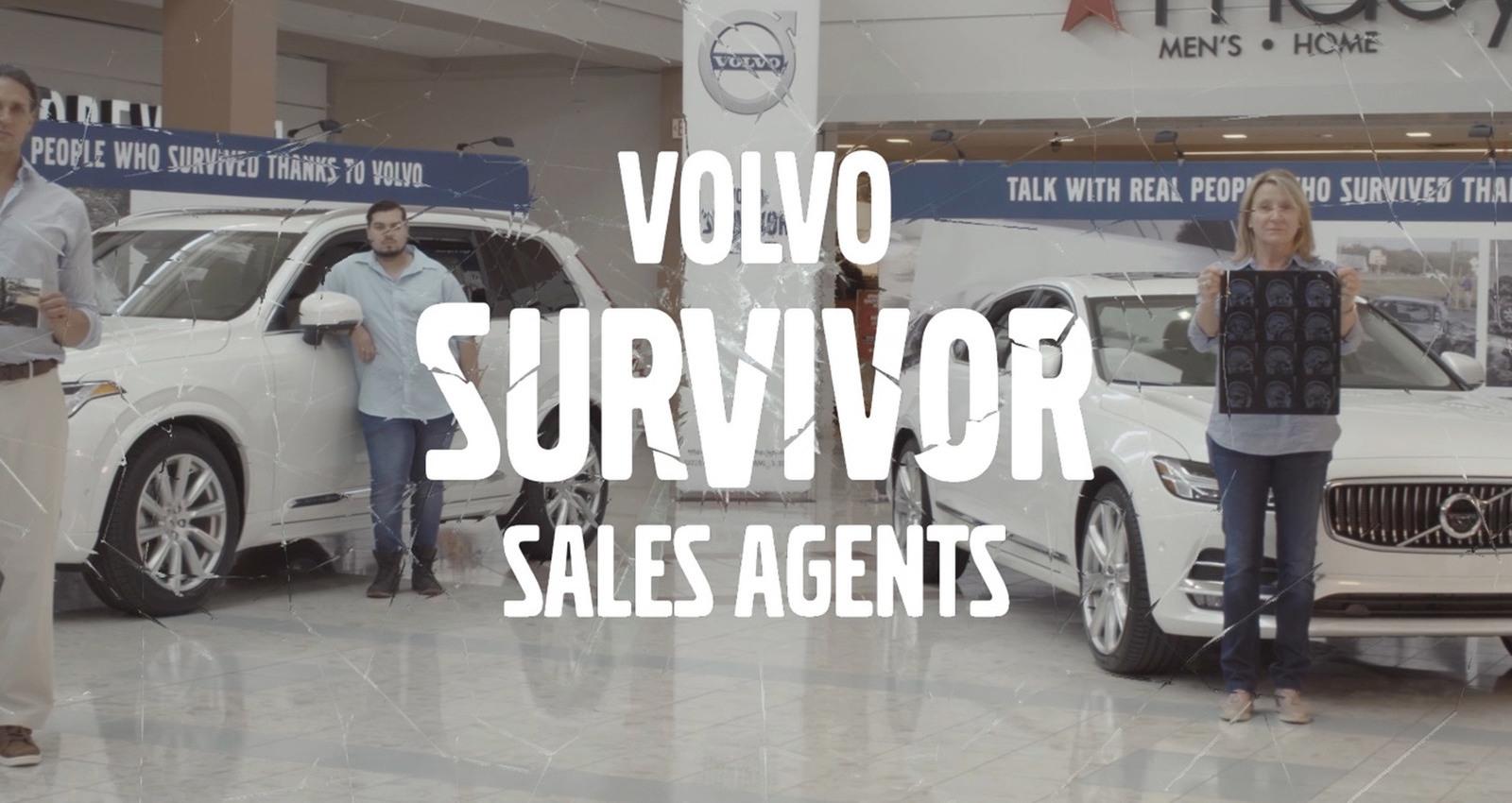 Volvo Survivor Sales Agents