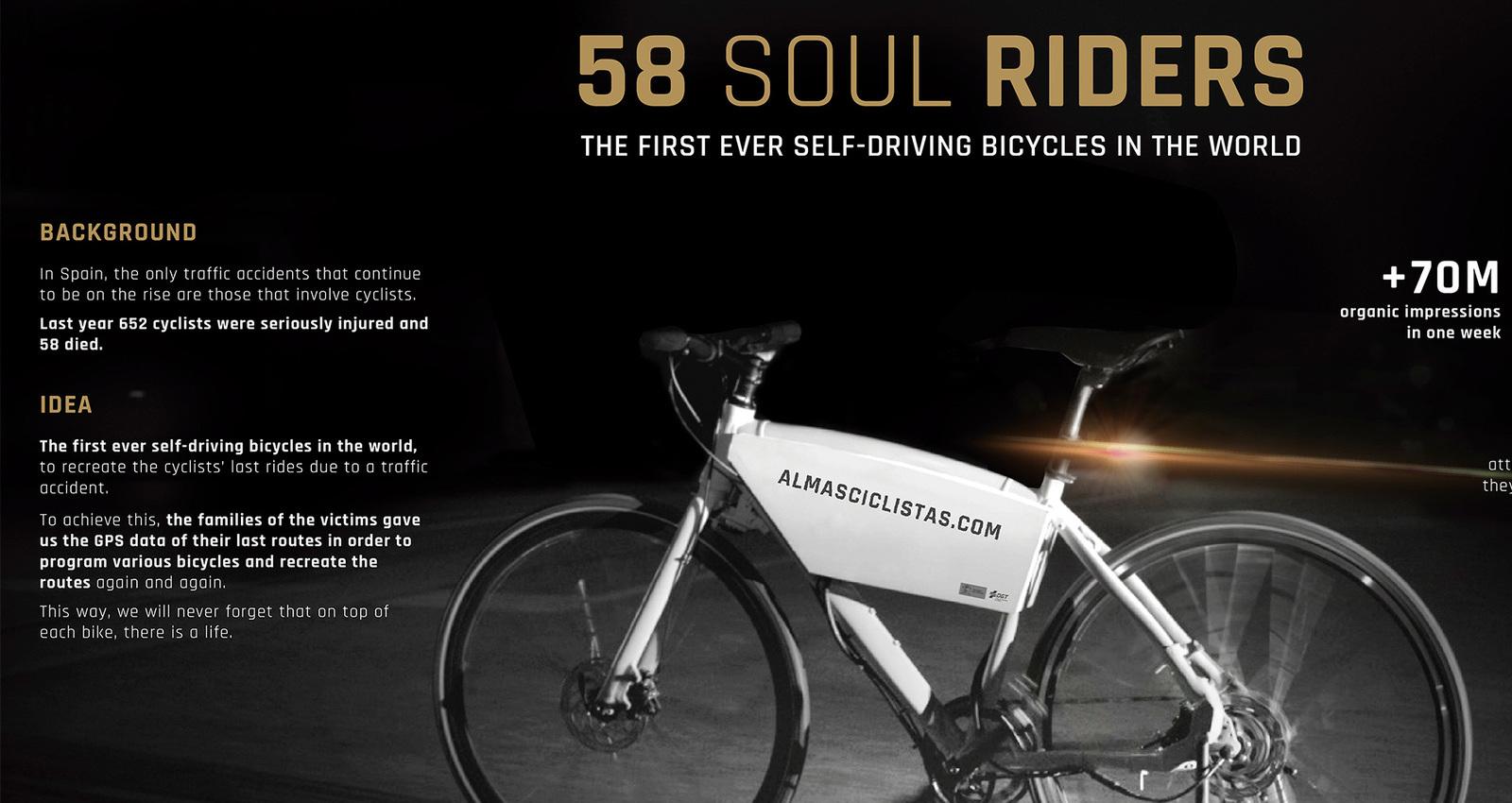 58 Soul Riders