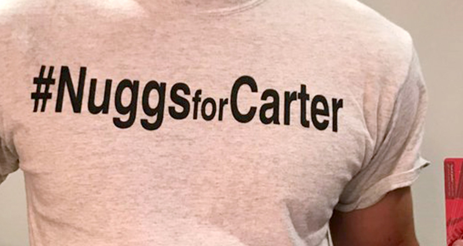 #NuggsforCarter