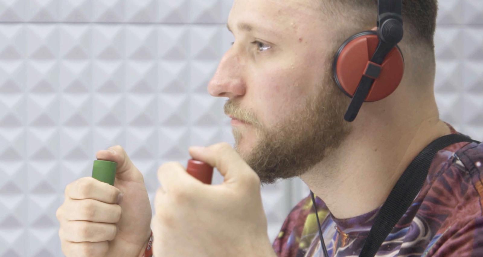 Heavy Metal Hearing Test