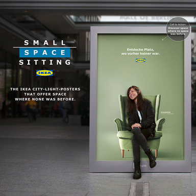 Small Space Sitting