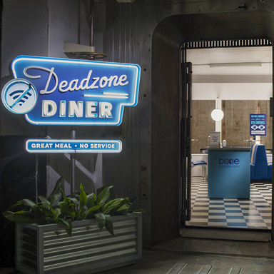 Dixie Dead Zone Diner