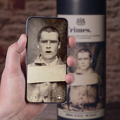 19 Crimes Augmented Reality App