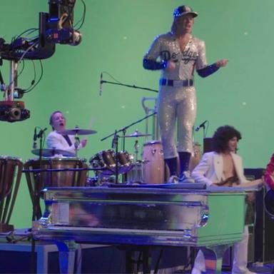 Elton John - Farewell Yellow Brick Road Global Launch