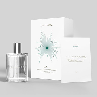 Parfums De Voyage - a return journey through scent