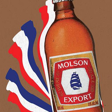 Molson salutes the dépanneurs