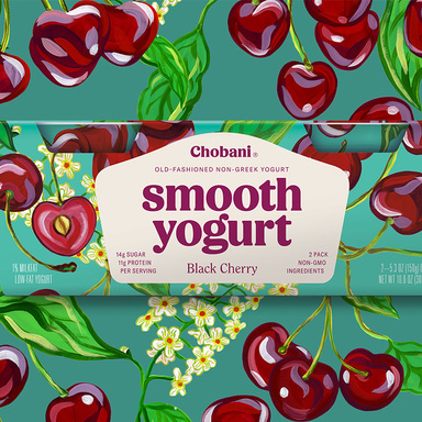 Chobani Smooth Yogurt