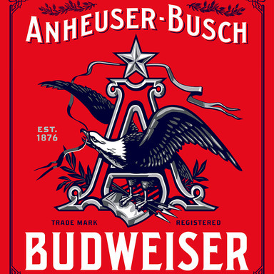 Budweiser Holiday 2017 LTO Alu Bottle