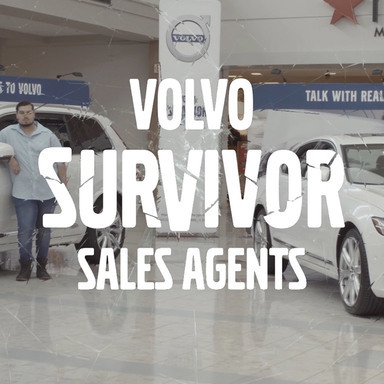 Volvo Survivor Sales Agents