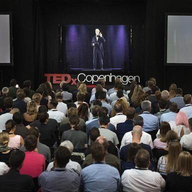 Probably TEDx