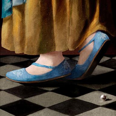 Kiwi Portraits Completed: Vermeer