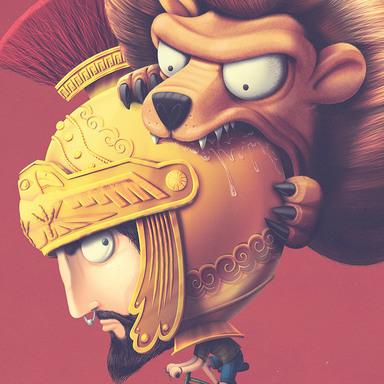 History - Lion