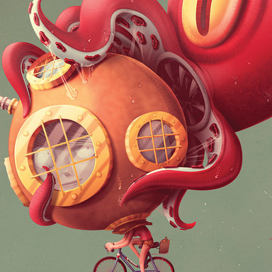 History - Octopus