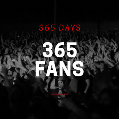 Depeche Mode: 365 Days, 365 Fans