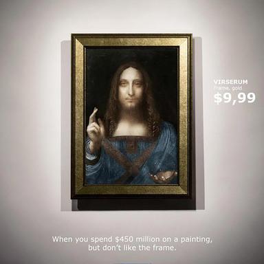 IKEA Da Vinci