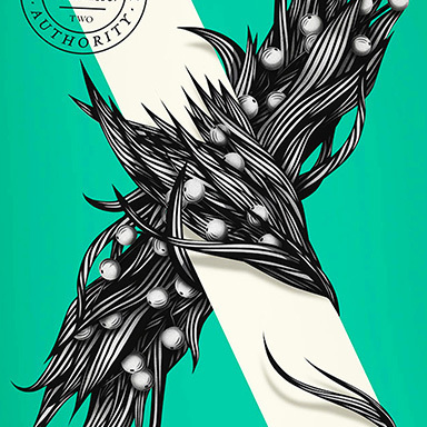 Jeff Vandermeer Book Covers