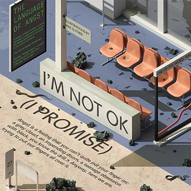 I?m Not Okay (I Promise)