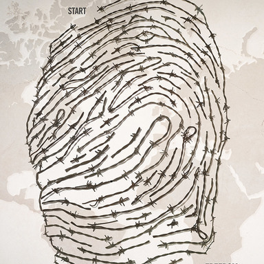 Barb Wire Fingerprint