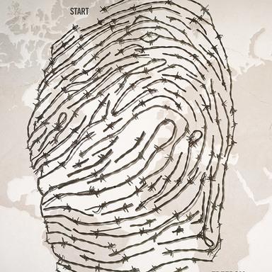 Barb Wire Fingerprint