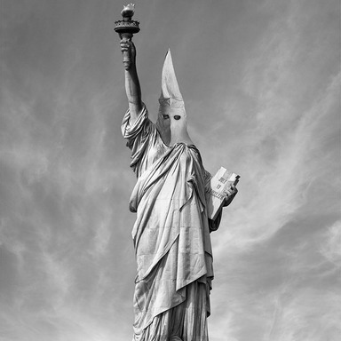 Statue of Bigotry