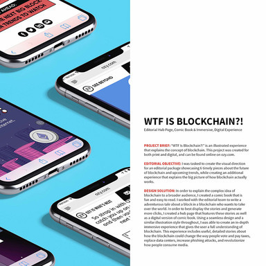 WTF Is Blockchain?!