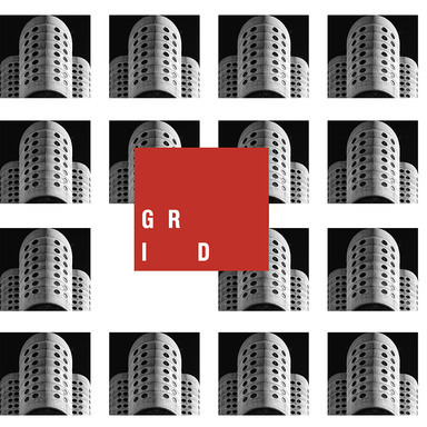 Typographical Grid Book