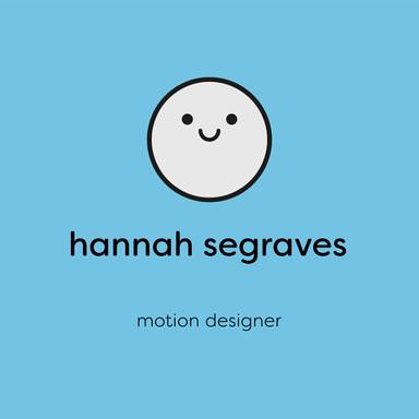 Hannah Segraves Porfolio