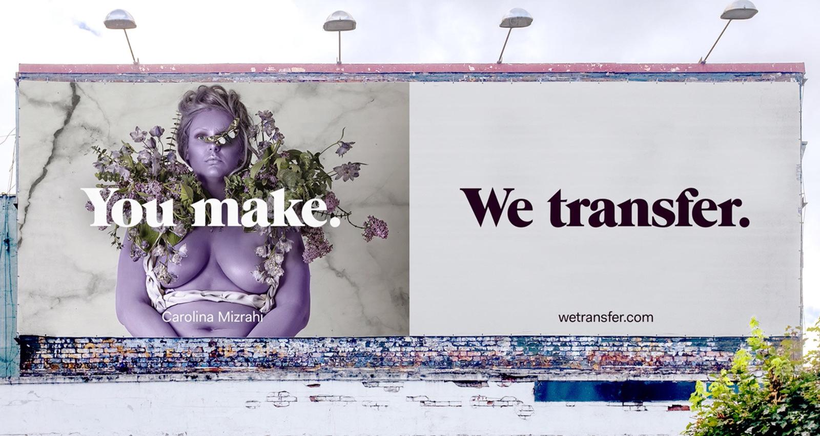 You make. We transfer.