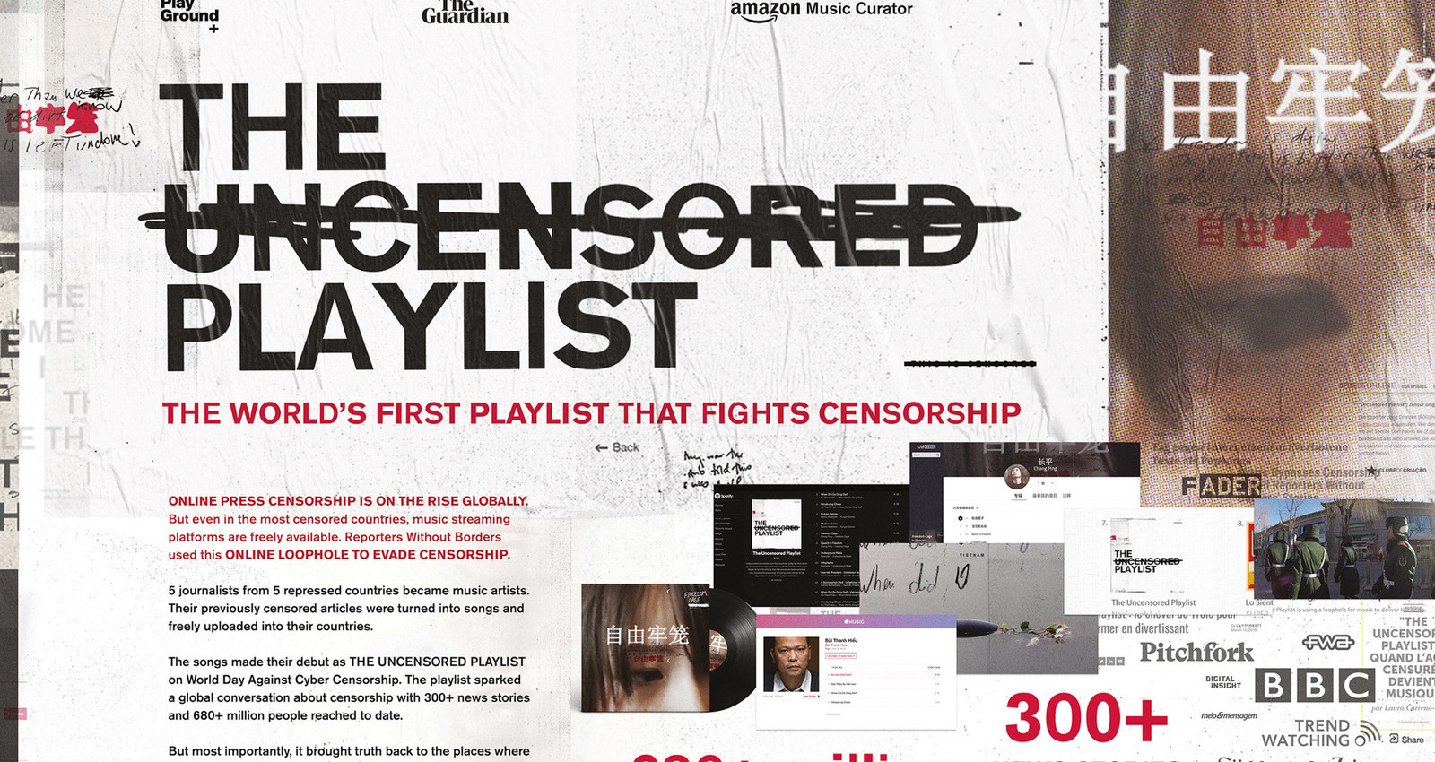 The Uncensored Playlist