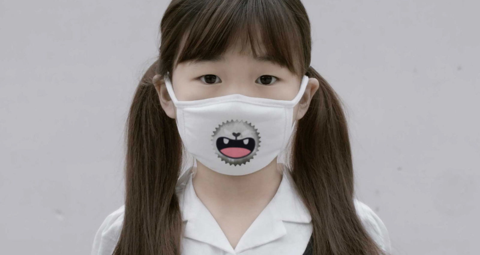 Peekaboo Mask