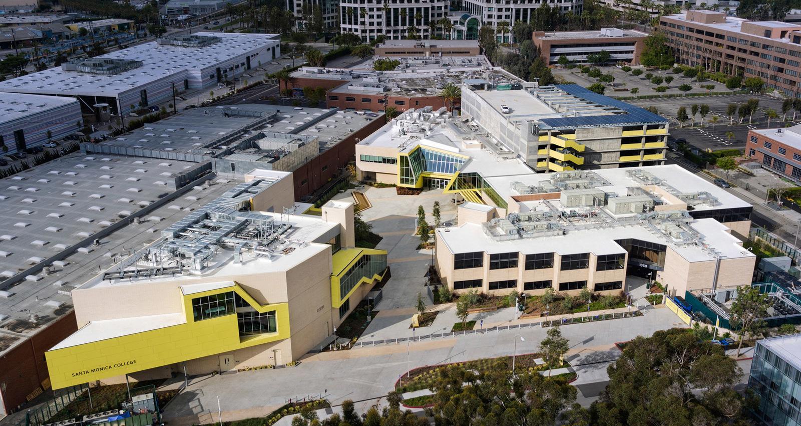 Santa Monica College Center for Media and Design & KCRW Media Center