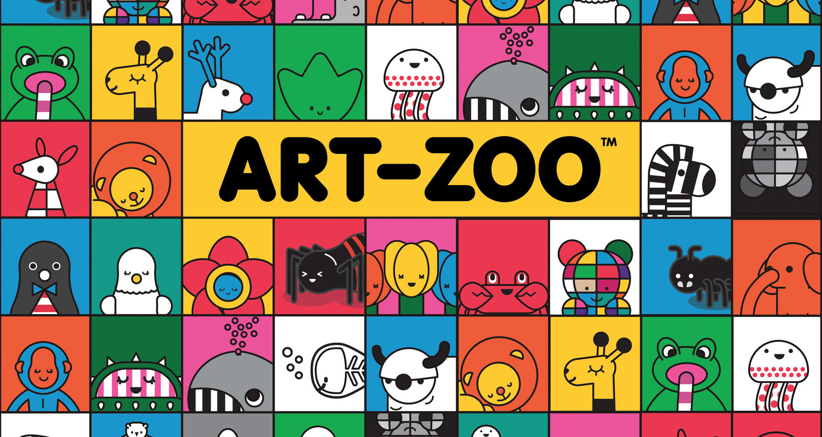 Art-Zoo Inflatable Park 2017