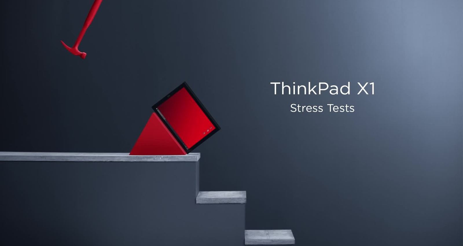 Thinkpad X1 - Stress Tests