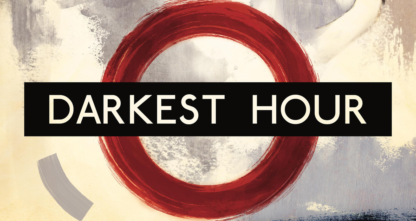 Darkest Hour- Shutterstock Oscar Pop Poster Series 2018