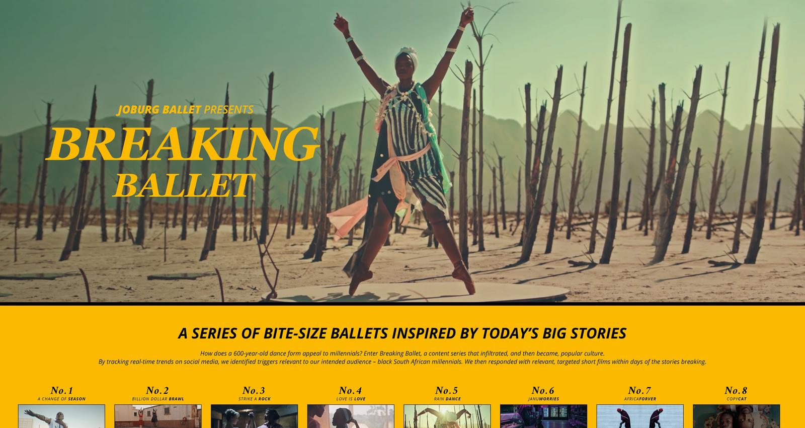 Breaking Ballet