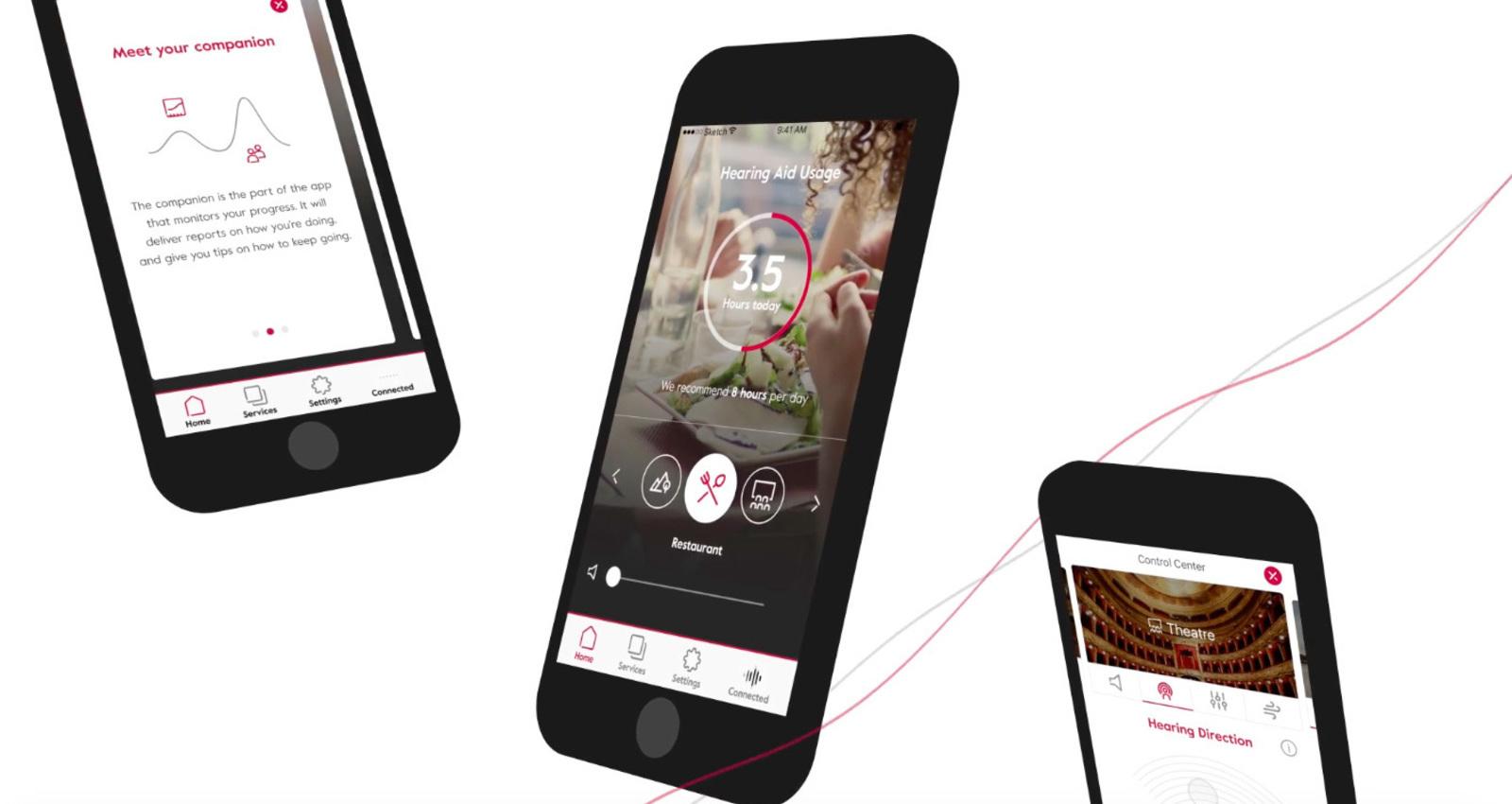 Amplifon Hearing App