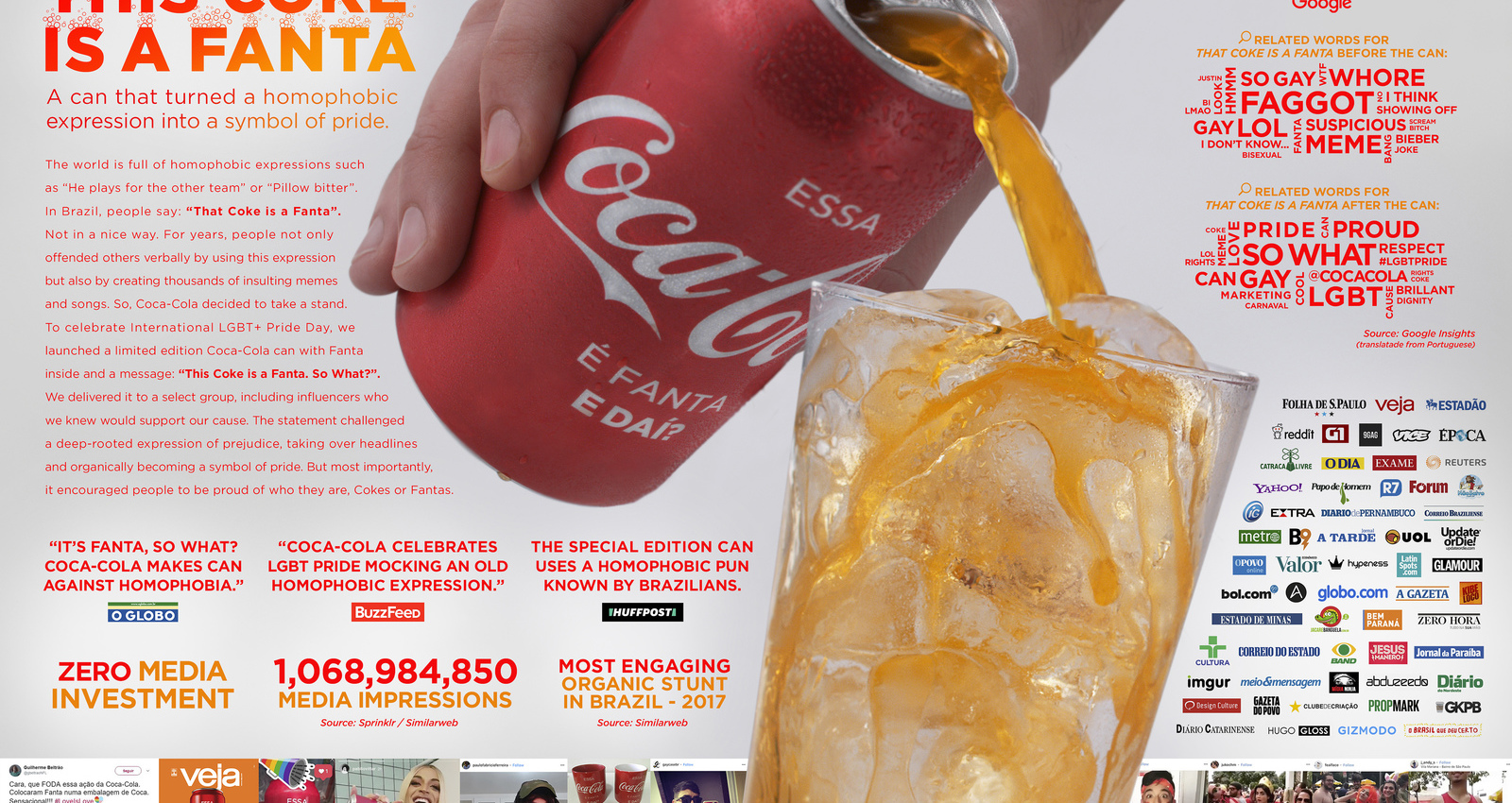 This Coke is a Fanta