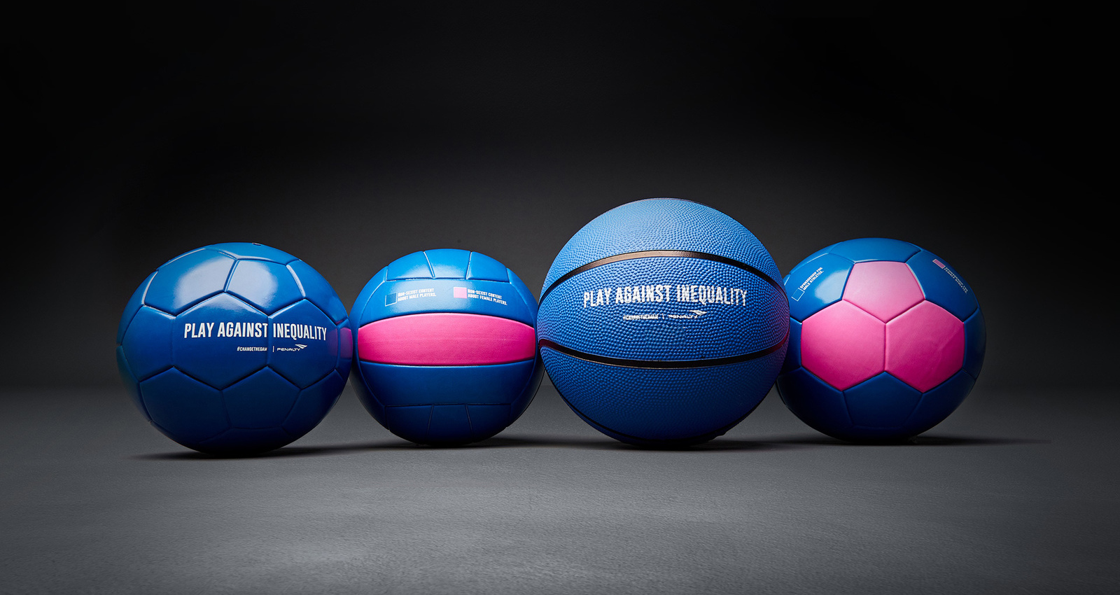 Inequality Balls