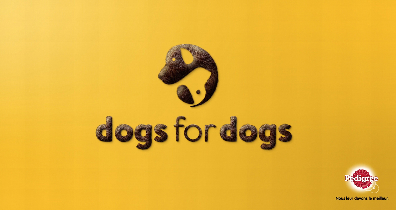 Dogs for Dogs