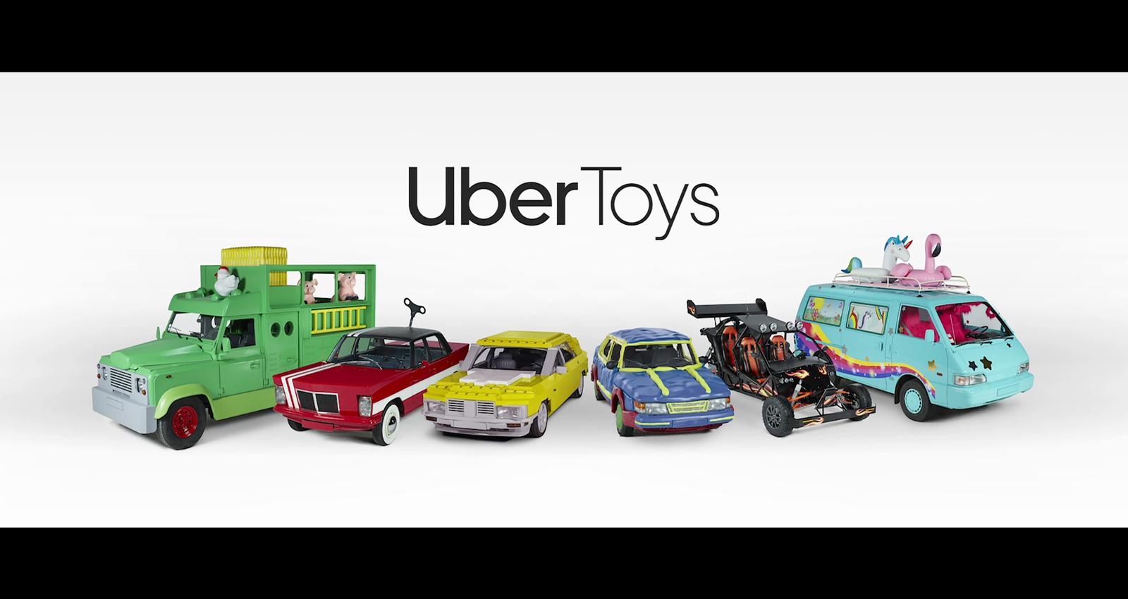 Uber Toys