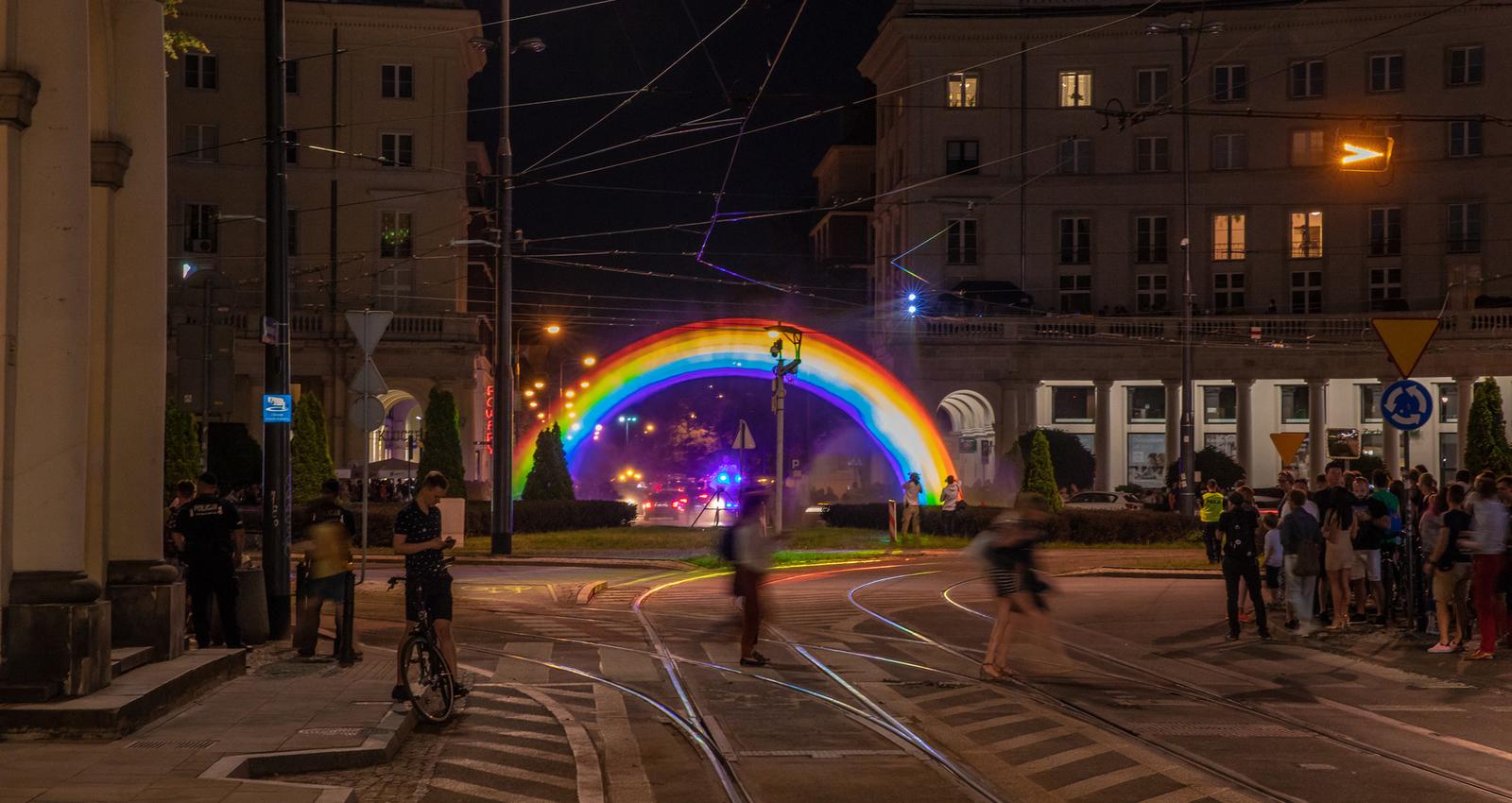 The Unbreakable Rainbow