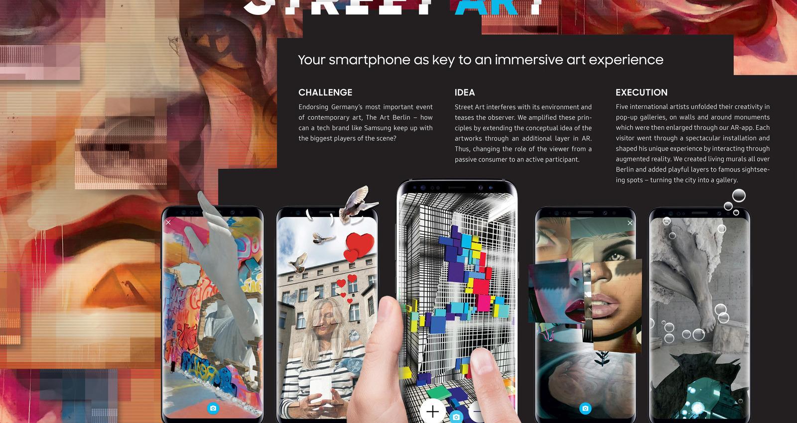 Re:Imagine Street ARt